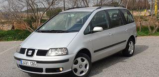 SEAT Alhambra 1.8T 150 CV GASOLINA 20V 7 PLAZAS