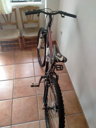 bicicleta BH over X talla sm