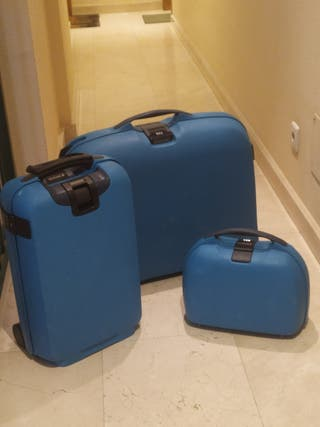 juego de maletas samsonite
