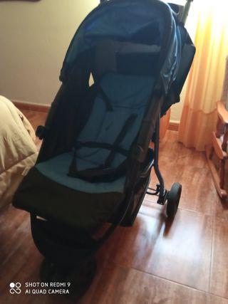 silla de paseo tres ruedas