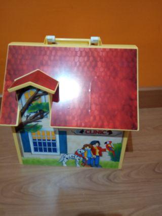 Veterinaria Playmobil