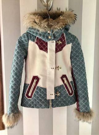 Highly Preppy abrigo mujer