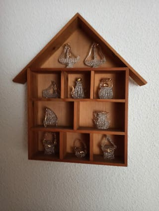 casita madera