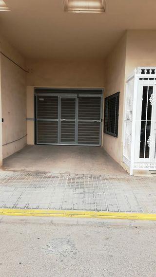 Garaje en Alquiler, Meliana Plaza Llibertat