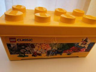 CONTENEDOR DE ALMACENAMIENTO LEGO CLASSIC 10696