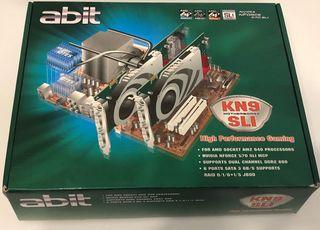 Placa Base AMD KN9 SLI