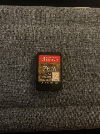Zelda. Nintendo switch