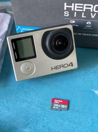 GoPro Hero 4 Silver wifi