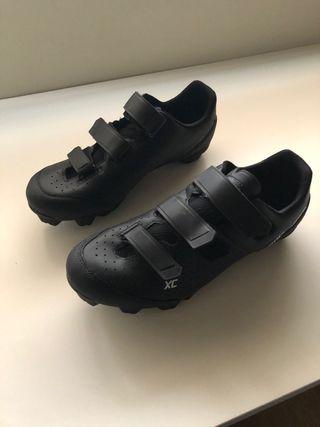 Zapatillas MTB a estrenar