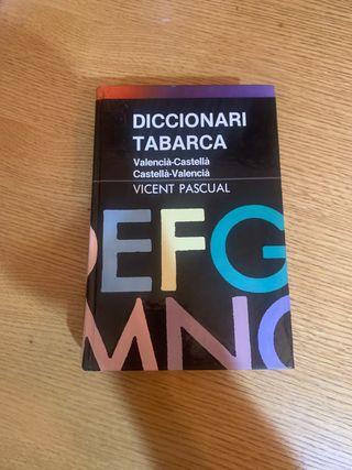 Diccionario Valenciano Tabarca