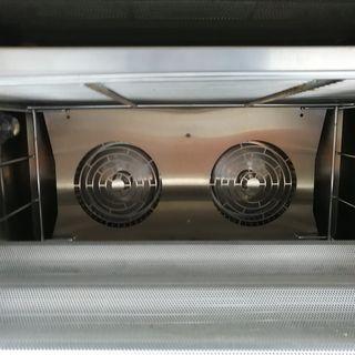 horno industrial