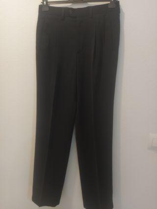 Pantalón de vestir de hombre de el Corte inglés