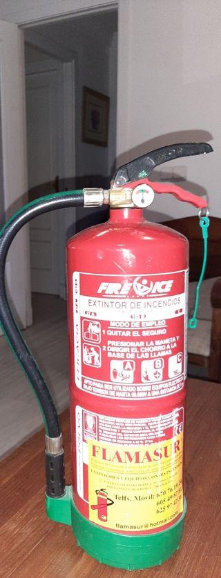 extintor 6 kl 183 B