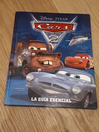 Libro Cars 2. La guía esencial