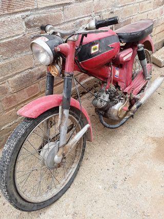 Ciclomotor Derbi Antorcha 49cc