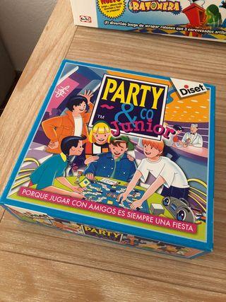 Juego de mesa Party & Co Junior