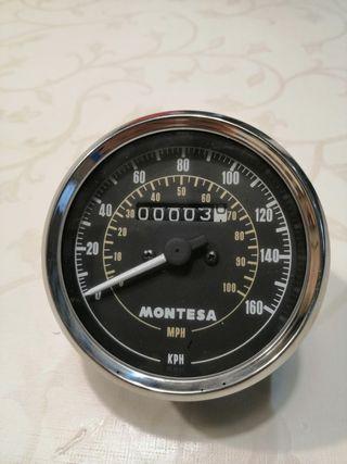 Cuentakm o velocimetro Montesa h7 360 y 250