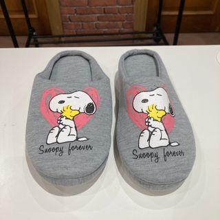 Zapatillas de estar por casa Snoopy 38/39EU