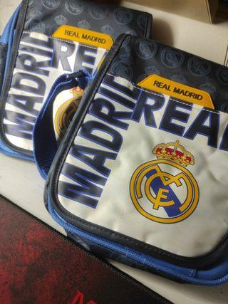 Riñoneras del Real Madrid