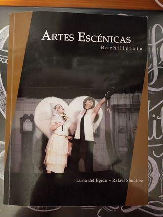 Artes Escénicas. Bachillerato.