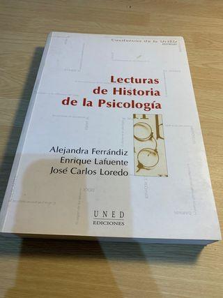 Lecturas de historia de la Psicologo
