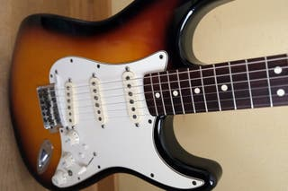 Fender GC-1 Roland Ready STRATOCASTER: pastilla GK