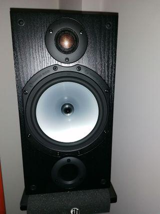 Altavoces HIFI Monitor Audio MR2