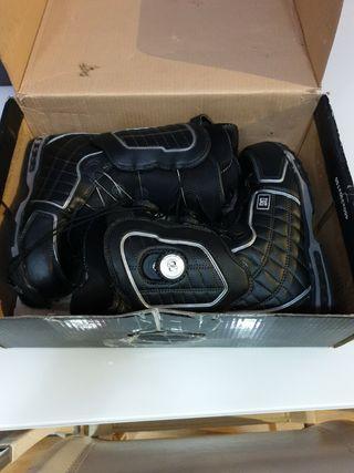 botas de snow DC