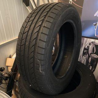 """2 neumáticos 17"""""""