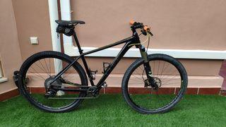 Bicicleta Cube Ltd sl 2016