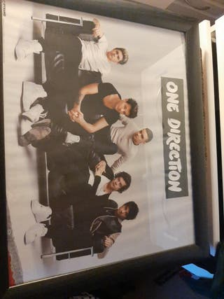 One Direction photo frame