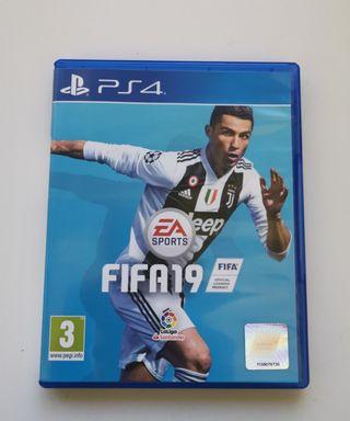 FIFA19 PS4