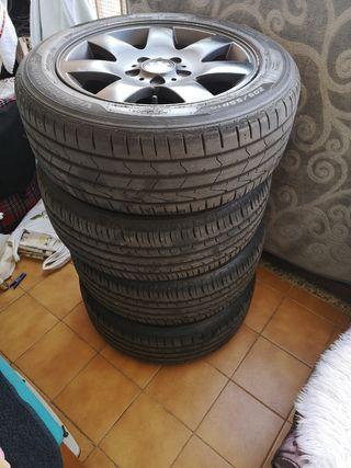 Llantas 16 BMW Neumáticos nuevos