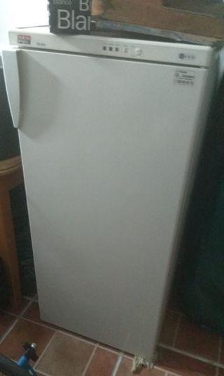 Congelador vertical Newpol