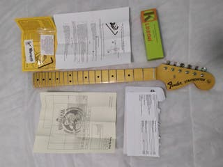 "Mastil Warmoth 70s Custom escala Gibson 24,75"""
