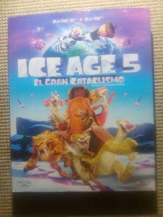 ice age 5 el gran cataclismo