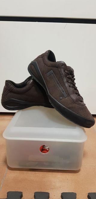 Zapatillas de piel Pirelli Pzero