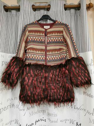 abrigo etnico anany