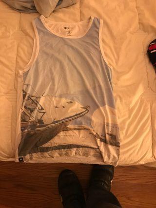 Camiseta tirantes talla s