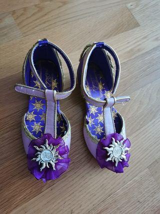 Zapatos Rapunzel