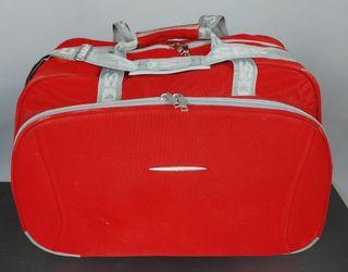 Bolsa de viaje con ruedas.