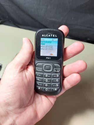 TELÉFONO MÓVIL BÁSICO ALCATEL.