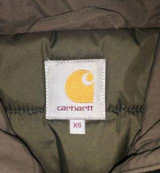 Cazadora chica Carhartt