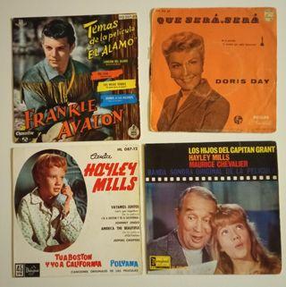4 singles películas americanas 60's