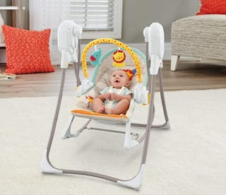 Hamaca-Columpio Fisher Price 3 en 1