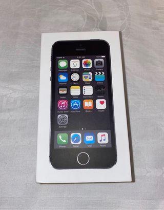 Caja Apple iPhone 5s Gris Espacial 16GB