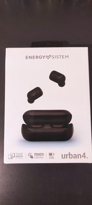 Auriculares Bluetooth Energy Sistem Urban 4 NUEVOS