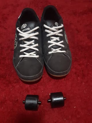 Zapatillas deportivas con ruedas Heelys
