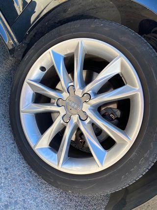 Llantas AUDI originales + Neumáticos