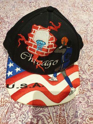 Gorra Chicago hombre